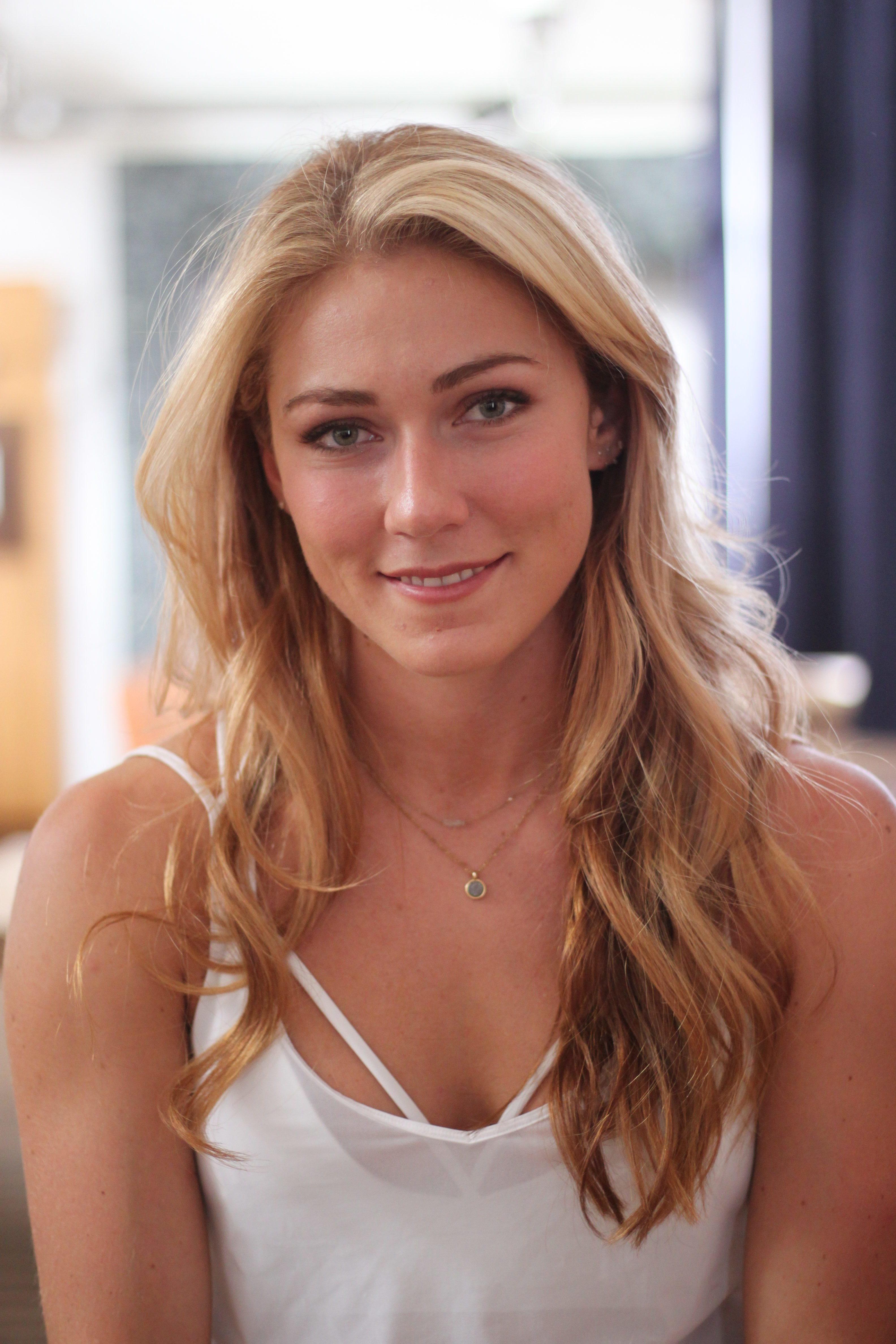 Why Slalom Superstar Mikaela Shiffrin Trains Indoor